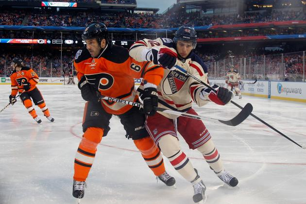 New York Rangers: Why They'll Rule the Division over the Philadelphia Flyers