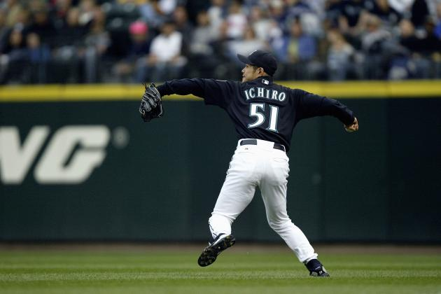 MLB's Top 5 Most Impressive Outfield Throws in the Last 40 Years