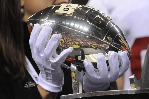 Big Ten Football: Player Award and Conference Champion Predictions for 2012
