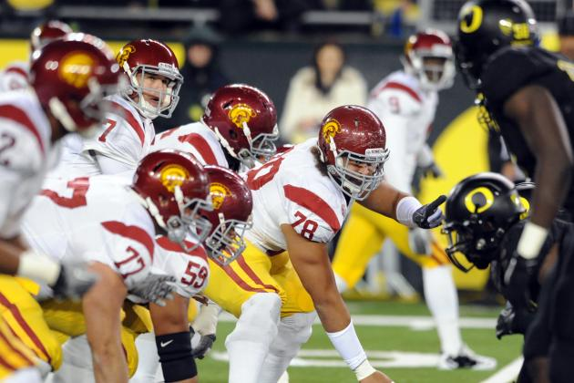 2012 NCAA Football: Pac-12 Season Preview
