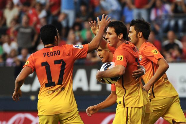 Osasuna vs. Barcelona: 5 Things We Learned