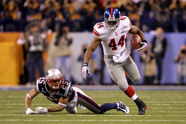 Fantasy Football Rankings 2012: 5 Most Overrated RBs in This Year's Draft