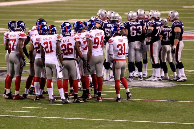 5 Things to Watch for in Patriots' Preseason Finale Against the Giants