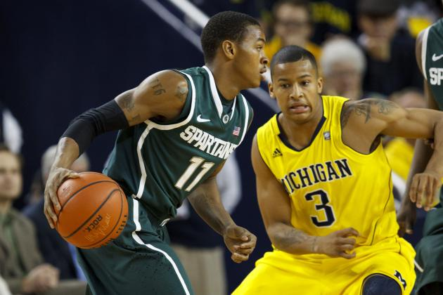 Michigan State Basketball: How the Spartans Stack Up vs. the Wolverines