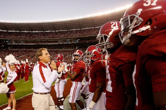 Alabama Football: Finalizing the Week 1 Depth Chart