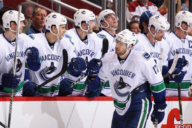 Vancouver Canucks: 5 Worst Price Performers of 2011/12