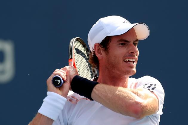 2012 US Open: What to Expect of Andy Murray