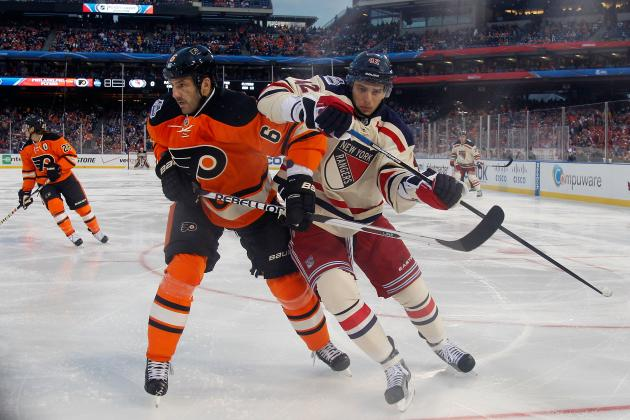 3 Reasons the Philadelphia Flyers Will Finish Ahead of the N.Y. Rangers