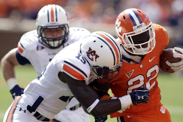 Auburn Football: 7 Keys to the Tigers Beating Clemson
