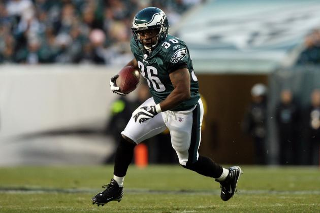 Philadelphia Eagles: Who Was Better, Brian Westbrook or LeSean McCoy?