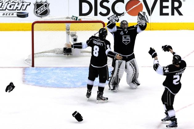 Los Angeles Kings: 4 Reasons They Were so Good on the Road in the Playoffs