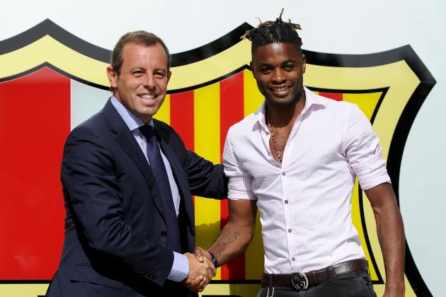 FC Barcelona: 4 Ways They Will Use Their New 'Mr Fix-It' Alexandre Song