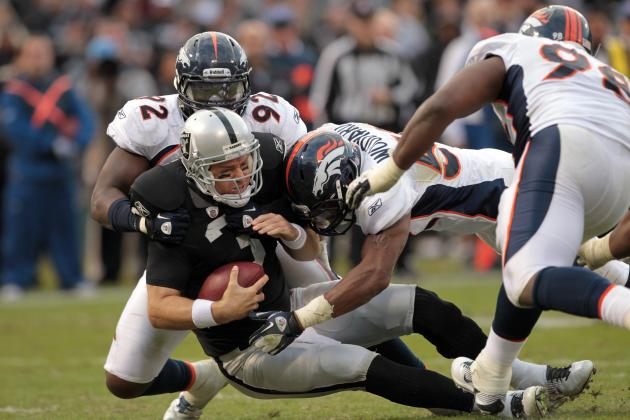 Oakland Raiders: 5 Most Difficult Games on the Raiders' Schedule in 2012