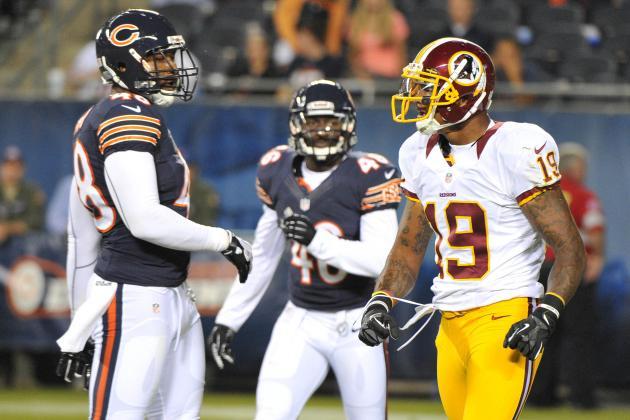 Washington Redskins: Why Dezmon Briscoe's Preseason Will Earn Him a Roster Spot