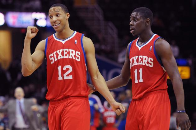 Philadelphia 76ers: 5 Burning Questions for the Sixers' 2012-13 Starting Lineup