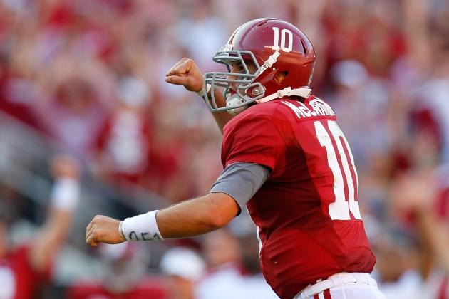 College Football Predictions: Alabama Crimson Tide vs. Michigan Wolverines