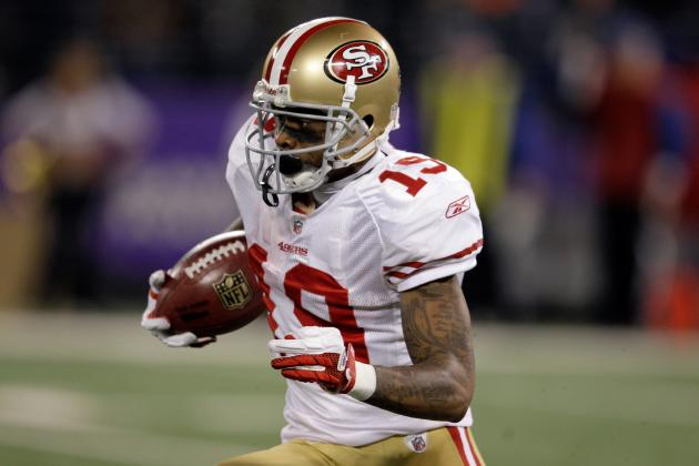 The San Francisco 49ers Need a Healthy Ted Ginn Jr. to Win Super Bowl