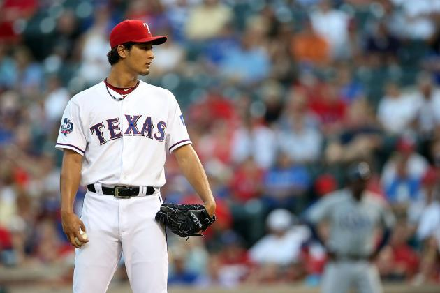 AL Rookie of the Year Rankings: Yu Darvish Reclaims Spot in Top 5
