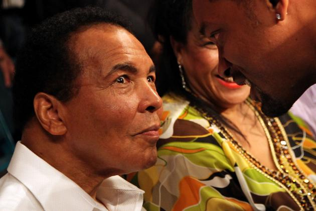 Muhammad Ali and the 6 Funniest Boxers Ever
