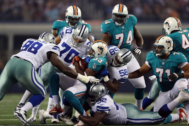 Miami Dolphins vs. Dallas Cowboys: Final Report Card, Player Grades for Miami