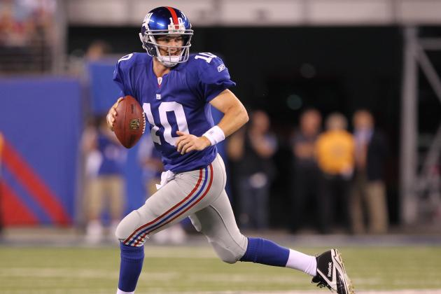 Patriots vs. Giants: Final Report Cards, Player Grades for New York