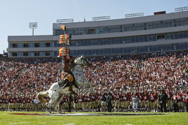 Best Live Mascots in College Football