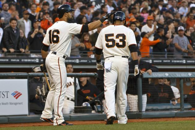 5 Giants Who Have Already Stepped Up after Melky Cabrera's Suspension