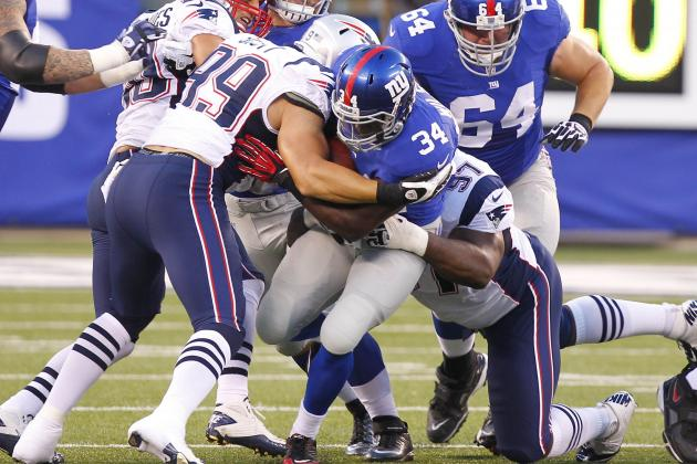 Patriots vs Giants: Final Report Card, Player Grades for New England