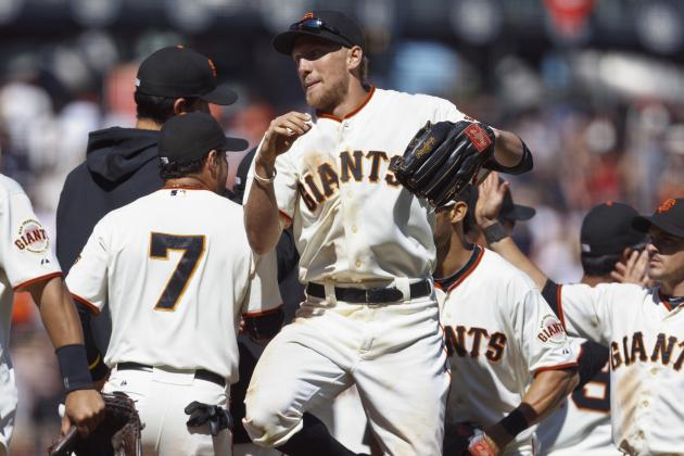 San Francisco Giants: 5 Bold Predictions for the Stretch Run