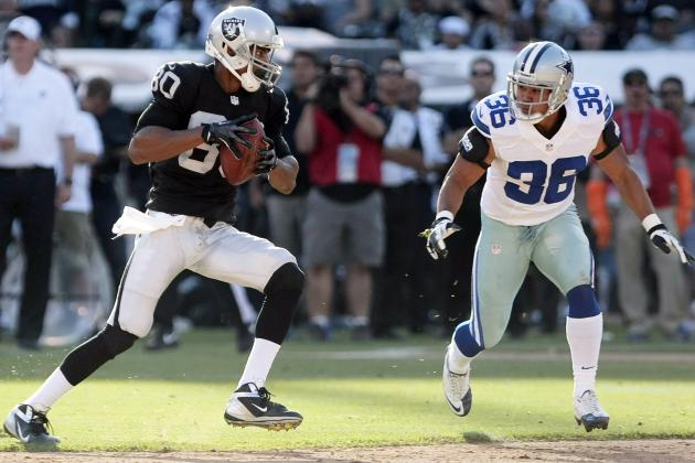 Predicting the Oakland Raiders' 53-Man Roster