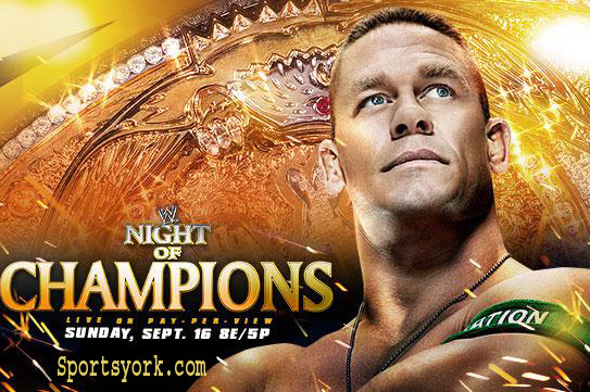 WWE Night of Champions: Ranking the 10 Best Matches in the PPV's History