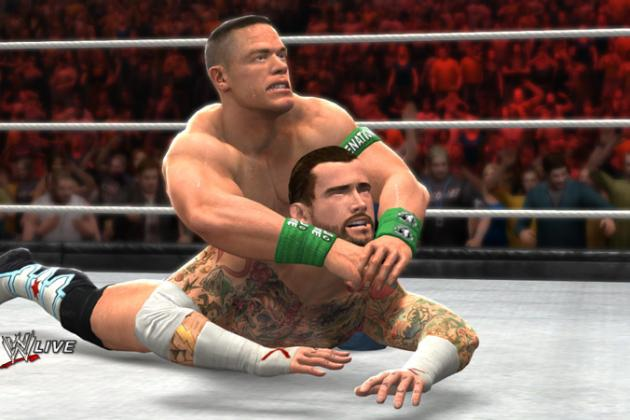 WWE 13: Exclusive Interview with WWE Games' Creative Director Cory Ledesma