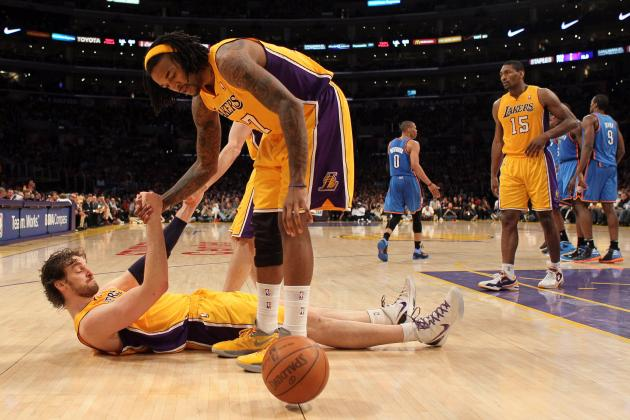 Ranking Every L.A. Lakers Player by Importance to Championship Run