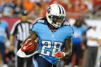 Chris Johnson Is Tennessee Titans' Most Important Veteran