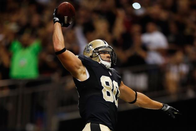 NFL Fantasy Football: Top 3 TE Fantasy Sleepers for 2012