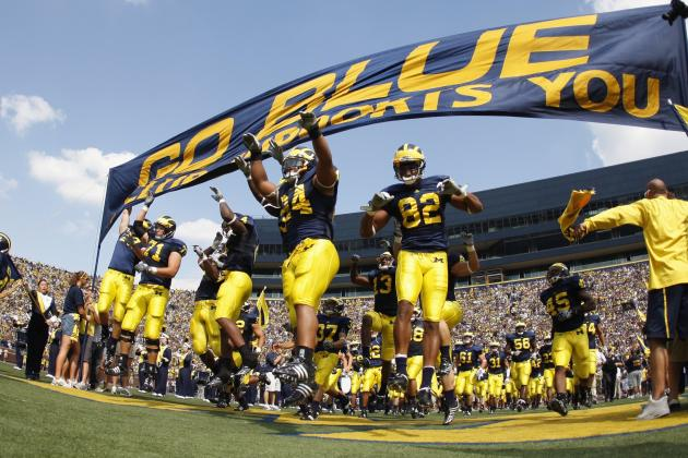 Big Ten Preseason Power Rankings: Where Do the Michigan Wolverines Stand?