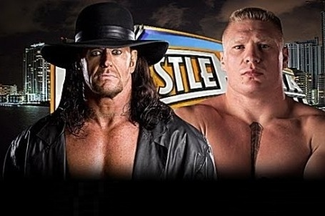 WrestleMania XXIX: 5 Reasons Brock Lesnar Cannot Challenge Undertaker's Streak