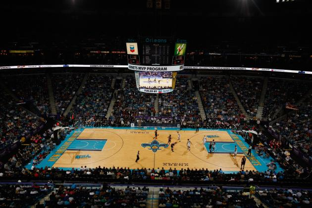 10 Facts You May or May Not Know About the Hornets' First 10 Years in NOLA