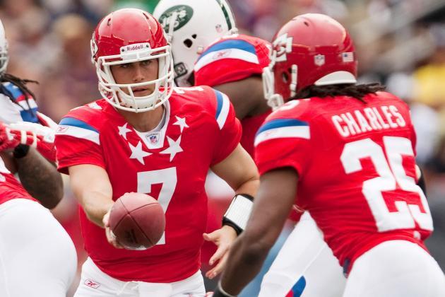 Kansas City Chiefs Candidates for 2013 NFL Pro Bowl