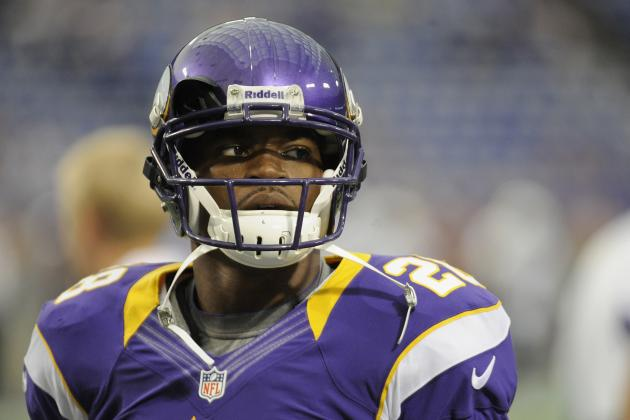 Fantasy Football 2012: Predicting Week 1 Stats for Top Banged-Up Stars