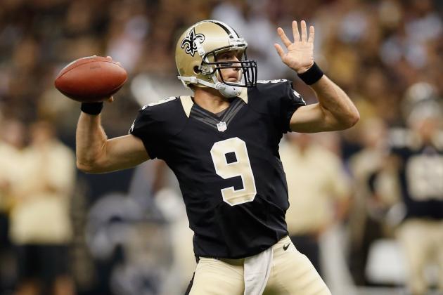 Ranking the NFL's Top 50 Players as Regular Season Begins