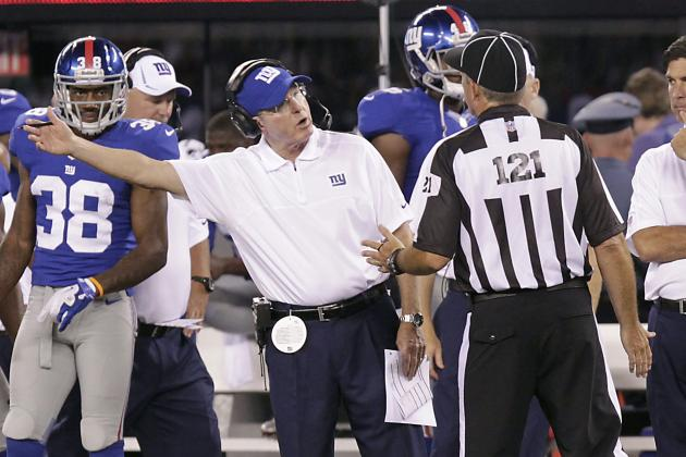 The 7 Worst Blunders by NFL Replacement Refs so Far