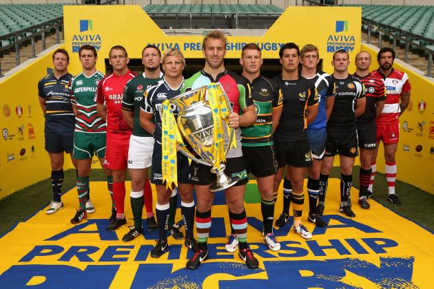 Which Teams Will Challenge Harlequin FC for Aviva Premiership?
