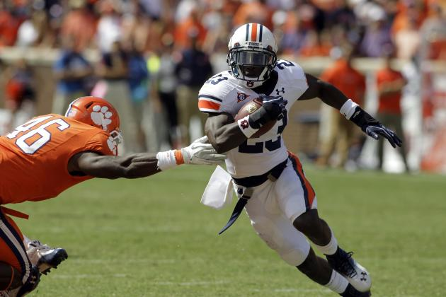 Auburn Football: Predicting the Tigers' Biggest Wins for 2012 Season