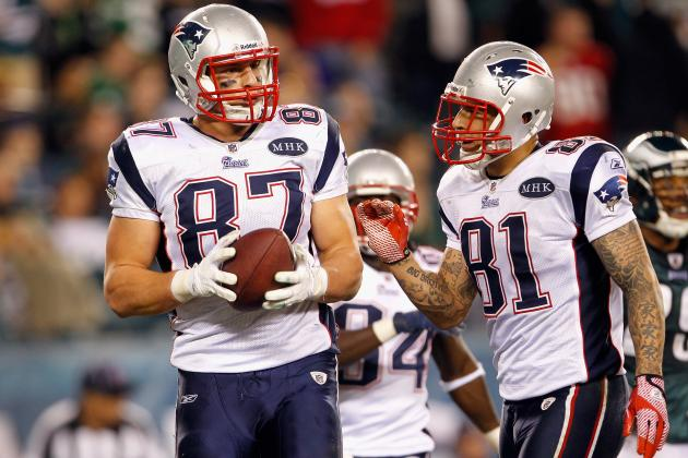 Fantasy Football Rankings 2012: Top 10 Tight Ends