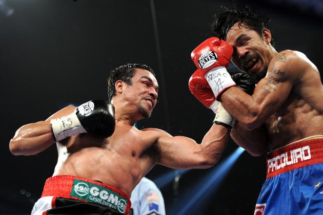 Juan Manuel Marquez vs. Timothy Bradley: 3 Reasons Why This Fight Makes Sense
