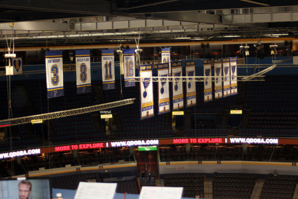 St. Louis Blues: The 15 Best Players in Blues History
