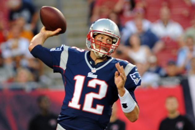 New England Patriots: The Biggest Strengths and Weaknesses of the 2012 Team