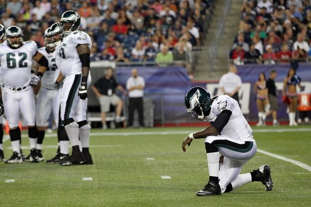 Philadelphia Eagles' Biggest Concerns Heading into the Regular Season