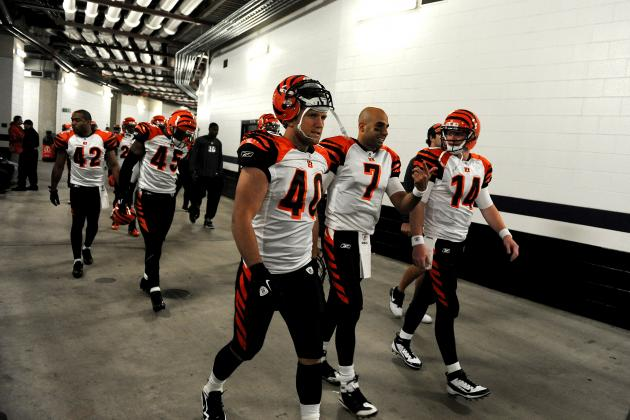 NFL Preseason 2012: Cincinnati Bengals Biggest Winners and Losers vs Colts